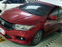 Selling Red Honda City 2019 in Quezon City