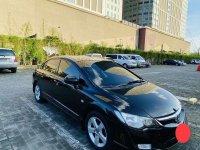 Black Honda Civic 2007 for sale in Manila