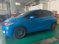 Sell Blue 2015 Honda Jazz in Antipolo