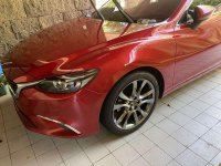 Sell Red 2015 Mazda 6 in Makati
