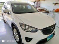 White Mazda Cx-5 2013 for sale in Santa Rosa