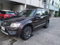 Sell Brown 2015 Suzuki Grand Vitara in Manila