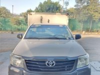 Selling Silver Toyota Hilux 2009 in Santa Rosa