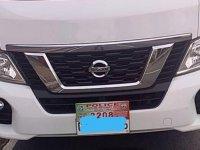 Pearl White Nissan Nv350 Urvan 2019 for sale in Makati