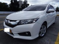 White Honda City 2017 Sedan at 19000 km for sale in Manila