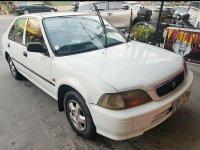 Pearl White Honda City 1997 for sale in Manila