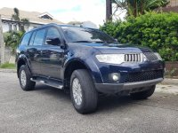 Black Mitsubishi Montero Sport 2012 for sale in Makati
