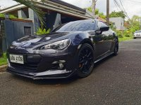 Selling Blue Subaru Brz 2015 in Quezon City