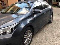 Selling Grey Toyota Corolla 2016 in Parañaque