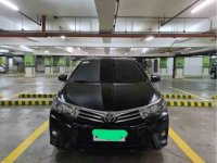 Sell Black 2015 Toyota Corolla Altis in Bonifacio