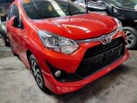 Orange Toyota Wigo 2020 for sale in Gapan