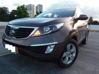 Selling Brown Kia Sportage 2012 in Manila