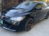Selling Black Honda Civic 2010 in Angeles