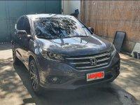 Grey Honda Cr-V 2014 for sale in Manila