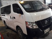 Sell White 2018 Nissan Urvan in Malabon