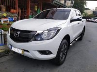 Sell Pearl White 2018 Mazda BT50 in Manila