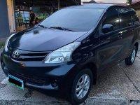 Selling Black Toyota Avanza 2013 in Manila