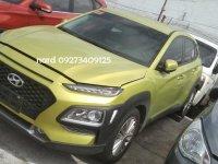 Selling Green Hyundai KONA 2019 in Quezon City