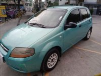 Green Chevrolet Aveo 2006 for sale in Pasig