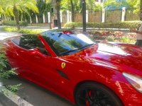 Red Ferrari California 2013 for sale in Taguig