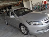 Silver Honda Accord 2008 for sale in Pasig City