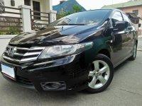 Black Honda City 2012 for sale in Malolos