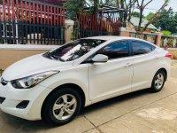 White Hyundai Elantra 2013 for sale in Antipolo