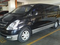 Black Hyundai Grand Starex 2008 for sale in Manila