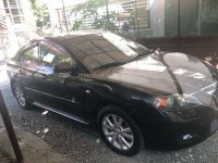 Black Mazda 3 2009 for sale in Quezon City