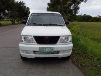 Pearl White Mitsubishi Adventure 2002 for sale in Laguna