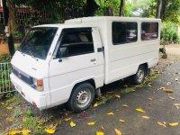 Pearl White Mitsubishi L300 2005 for sale in Quezon City