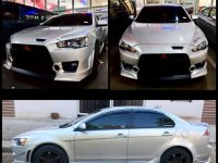 Selling Silver Mitsubishi Lancer 2010 in Antipolo