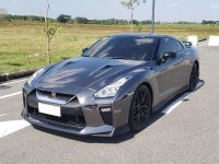 Silver Nissan Gt-R 2018 for sale in Angeles
