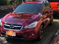 Sell Red 2016 Subaru XV in Marikina