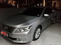 Silver Toyota Camry 2015 for sale in Meycauayan