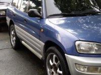 Blue Toyota Rav4 1999 for sale in Pasig City