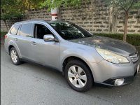Selling Silver Subaru Outback 3.6R 2011 in Mandaluyong