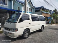 Sell Beige 2009 Nissan Urvan in Santa Cruz