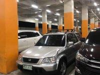 Silver Honda Cr-V 1998 for sale in Manila