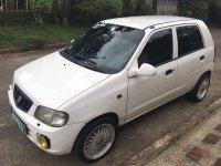 White Suzuki Alto 2012 for sale in Caloocan