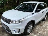 Sell White 2018 Suzuki Vitara in Mandaluyong