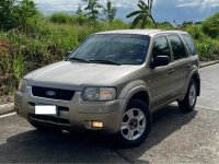 Selling Silver Ford Escape 2007 in Manila