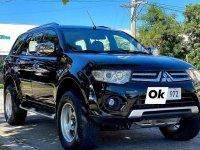 Black Mitsubishi Montero 2014 for sale in Quezon City