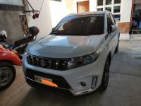 Selling Pearl White Suzuki Vitara 2020 in Angono