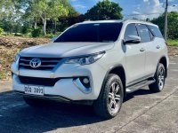 Selling White Toyota Fortuner 2017 in Bacolod