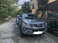 Toyota Fortuner Fortuner Manual 2016