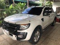 Ford Ranger Wildtrak Manual 2015