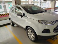 Sell Pearl White 2015 Ford Ecosport in Makati