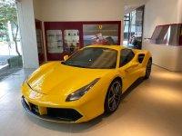 Yellow Ferrari 488 2018 for sale in Taguig