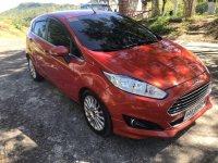 Selling Orange Ford Fiesta 2014 in Rizal